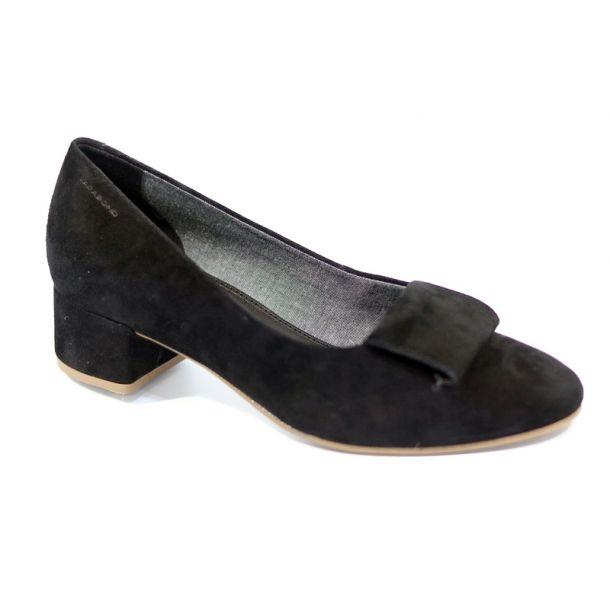 Vagabond sko med hæl