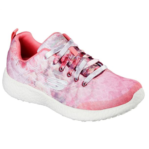 Skechers Burst sneaker pink