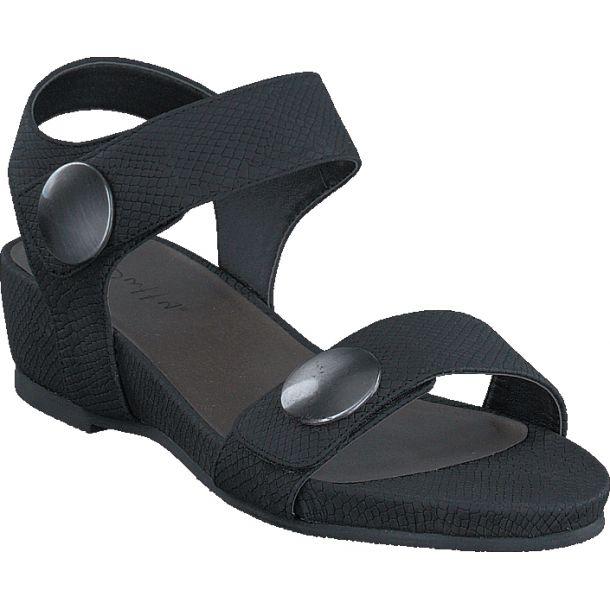 Duffy sandal sort