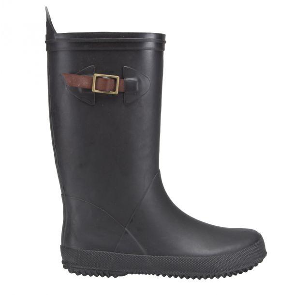 Bisgaard sort gummistøvle