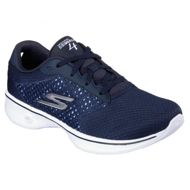 Skechers damesneakers navy