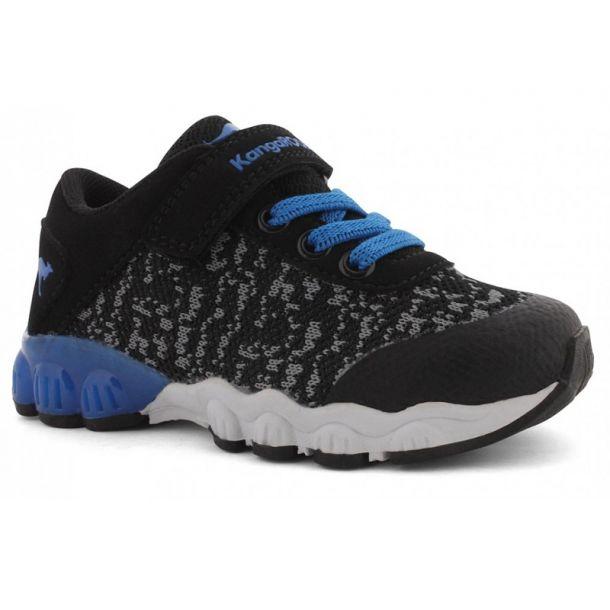 KangaROOS sneakers sort/grå