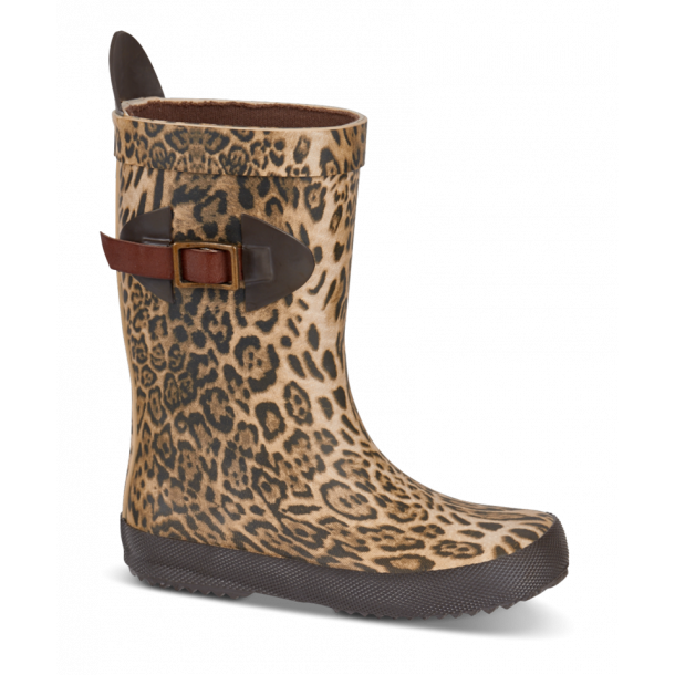 Bisgaard gummistøvler leopard
