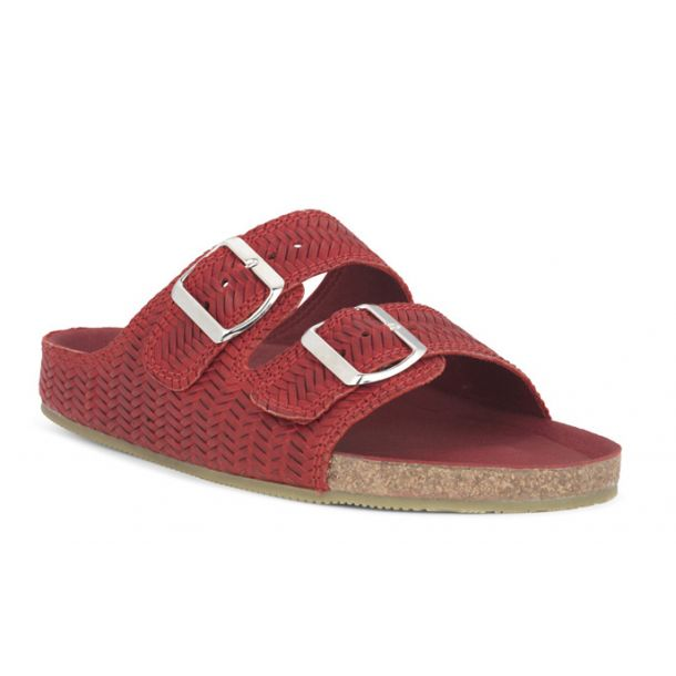 c97dbbe81a3f Green Comfort sandal - Sandaler - RABØL