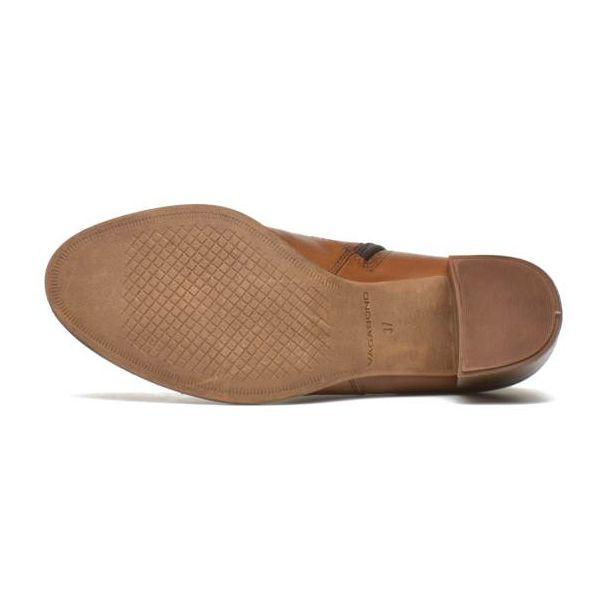 Vagabond cognac støvle