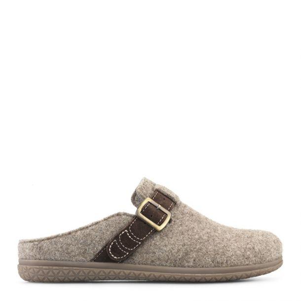 New feet hjemmesko i filtet uld