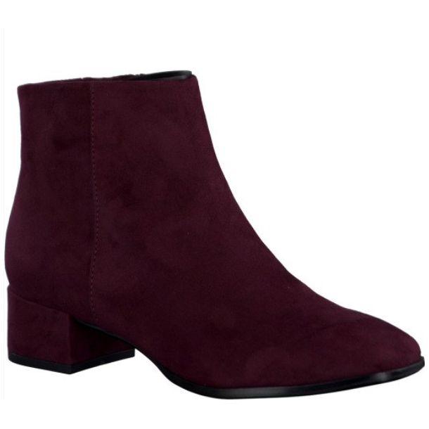 Tamaris kort støvle