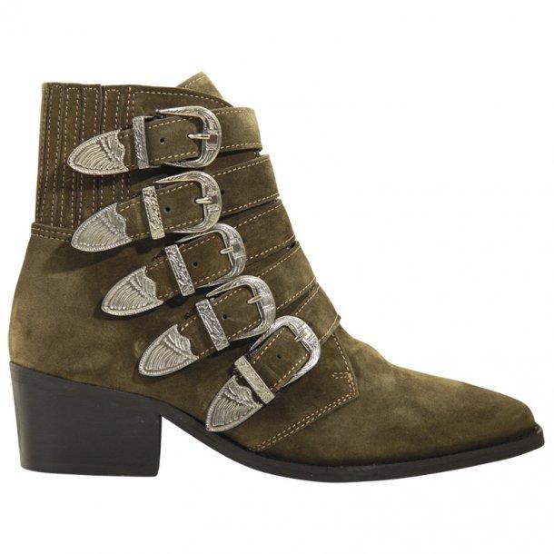 Pavement Puk kort støvle