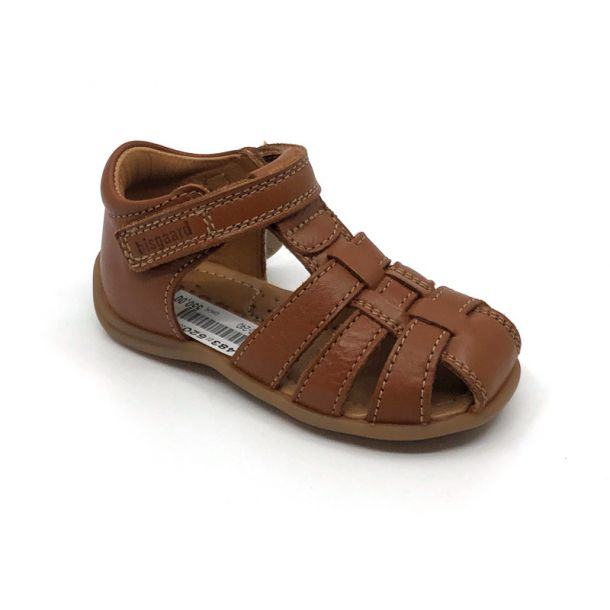 Bisgaard brun sandal