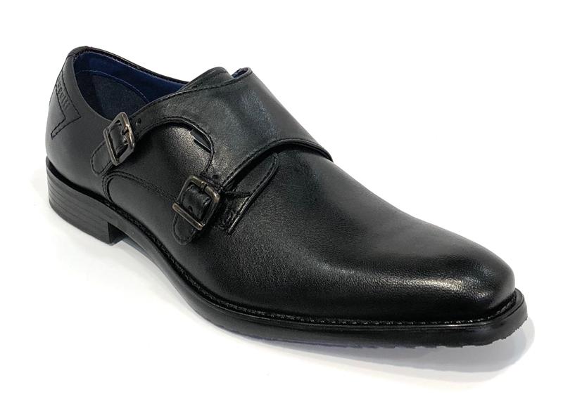 Bugatti sko med spænder
