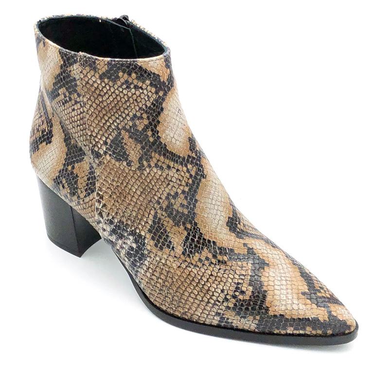 c33d829b7ff Copenhagen shoes snake støvle - Støvler - RABØL