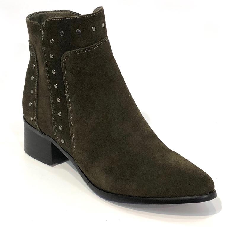 c86a405cd7d1 Duffy støvle med nitter - Støvler - RABØL