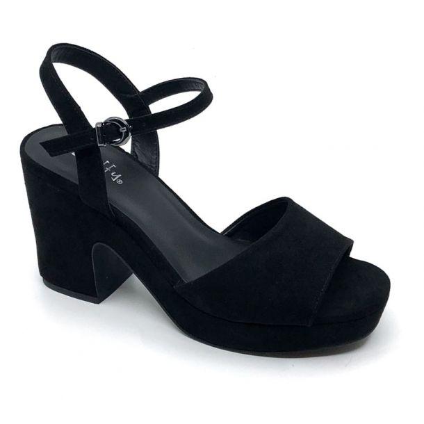 Duffy sandal