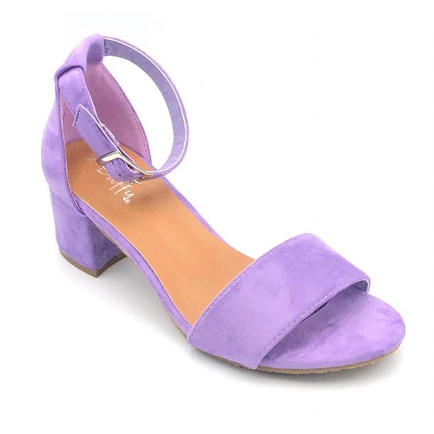Duffy lilla sandal