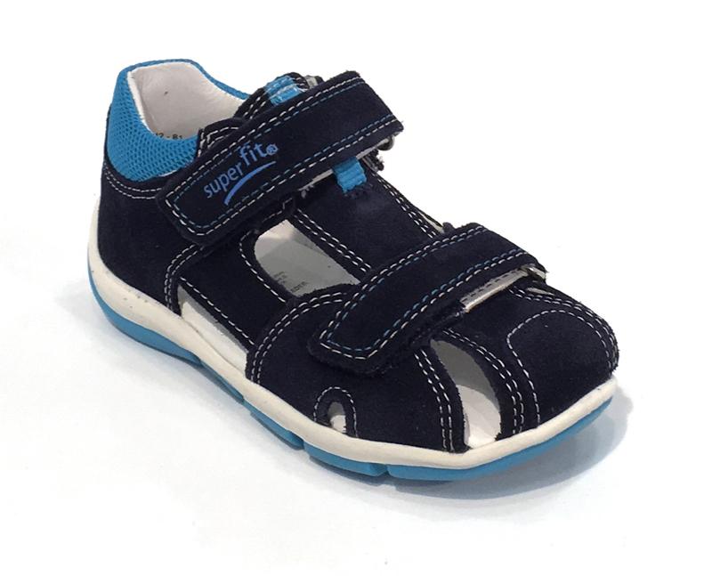 77467577174 Superfit sandal - Dreng - RABØL